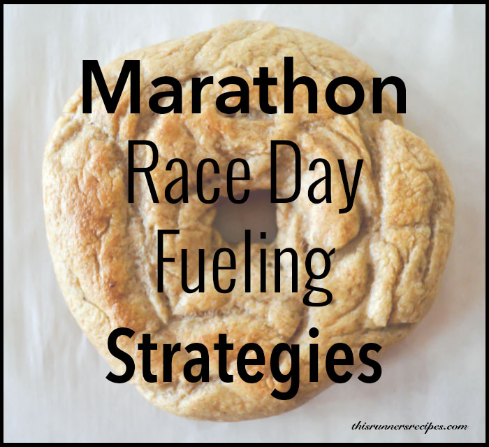 Marathon Race Day Fueling Strategy