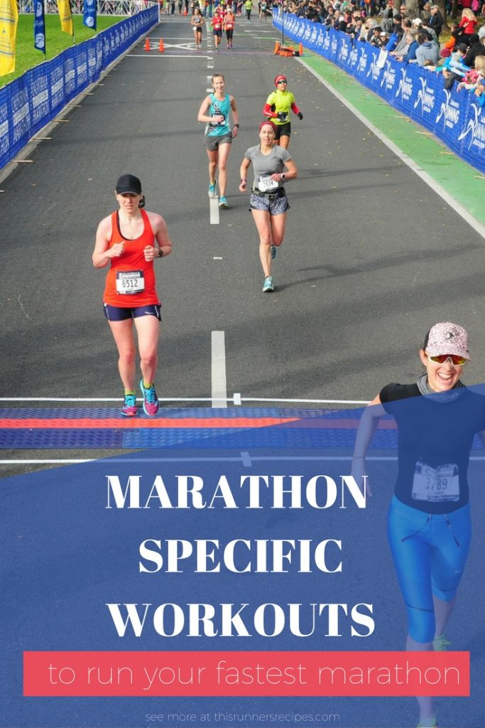 Marathon Specific Workouts
