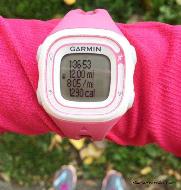 Marathon Taper Workout