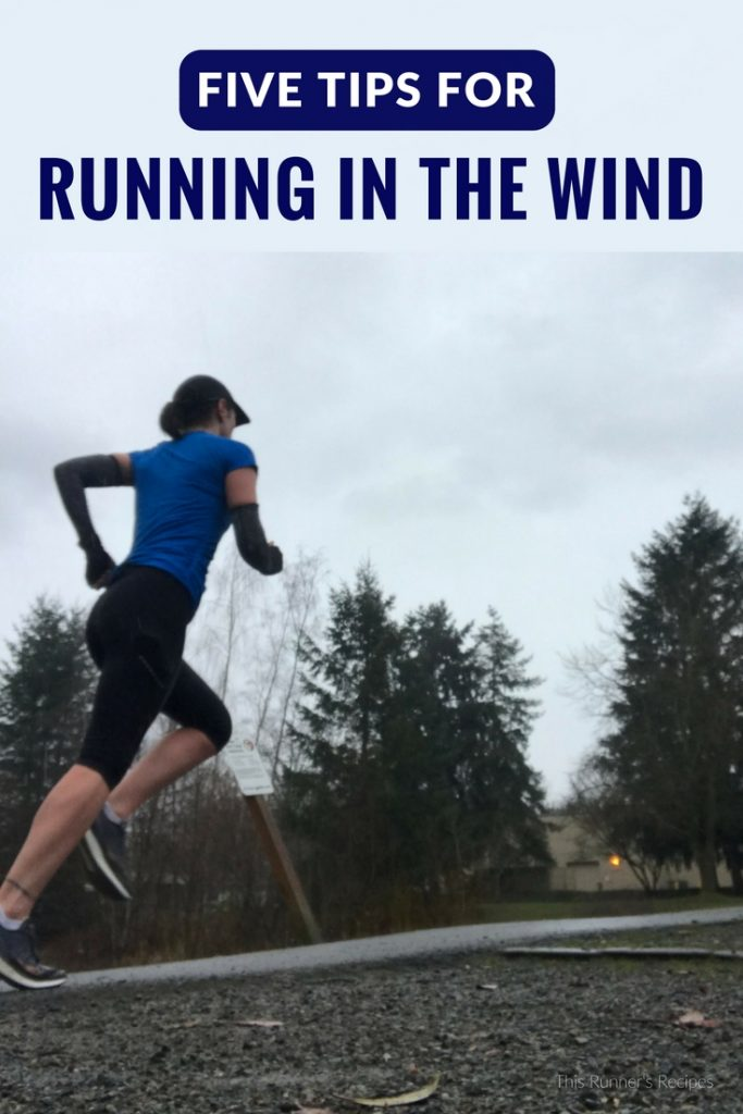 Five Tips for Running in the Wind