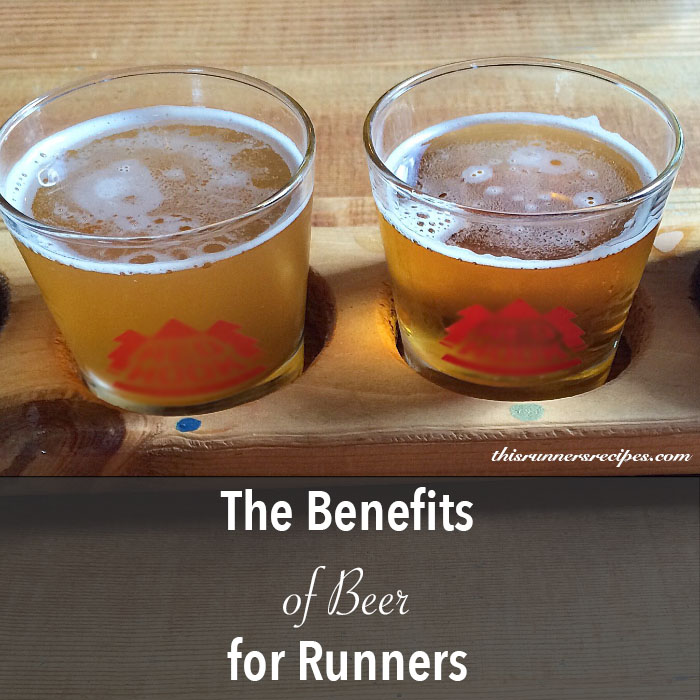 The Benefits of Beer for Runners