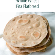 Eat to Run Cookbook Ebook Whole Wheat Pita Bread Recipe