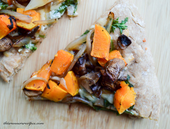 15 Squash Recipes to Enjoy this Fall: Autumn Harvest Pizza