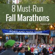 8 Must-Run Fall Marathons (Beyond Chicago and New York City)