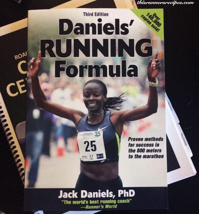 Jack Daniels Running Formula