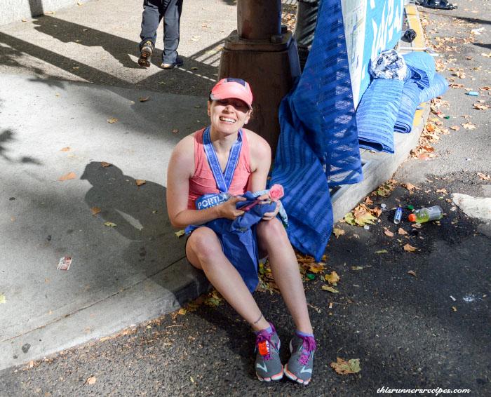 Portland Marathon Race Recap 2015