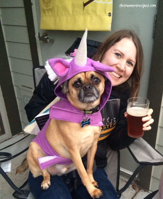 Mile Markers: Charlie the Unicorn Halloween 2015