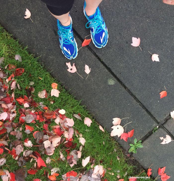 Mile Markers: Autumn Running