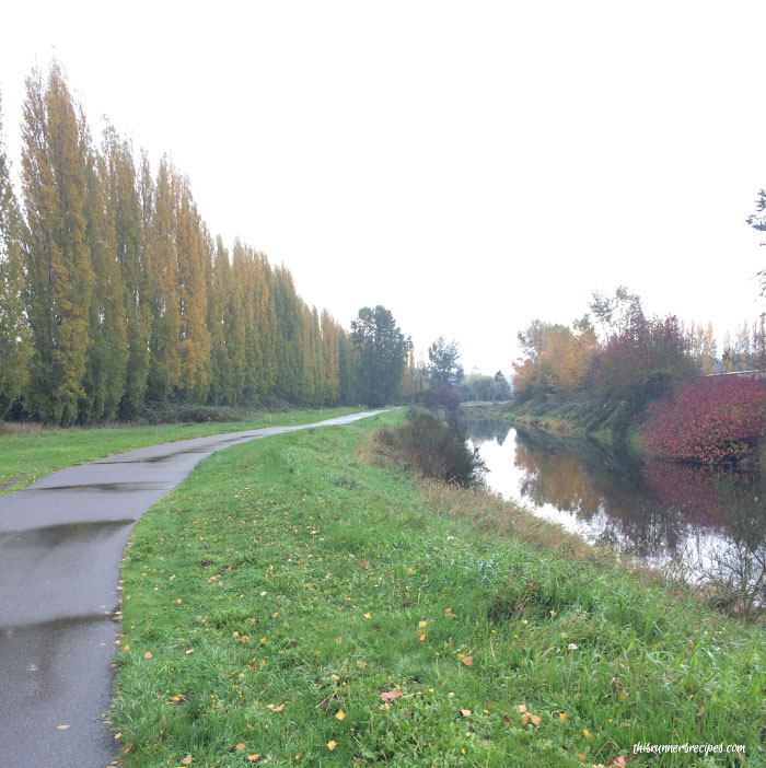 Mile Markers November 8: Woodinville Running