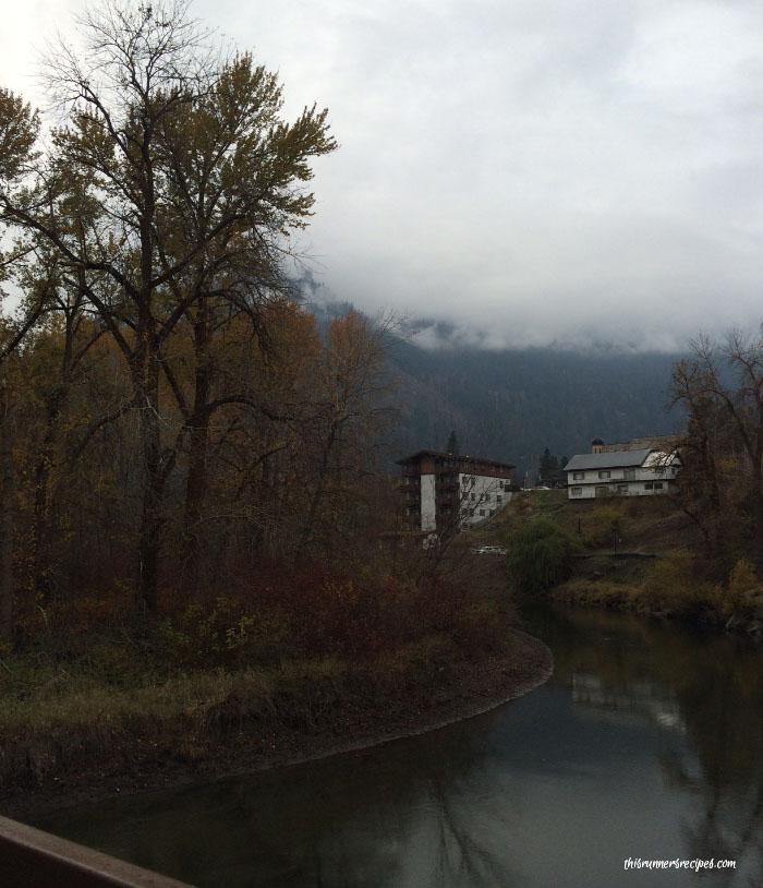 Mile Markers November 8: Leavenworth WA