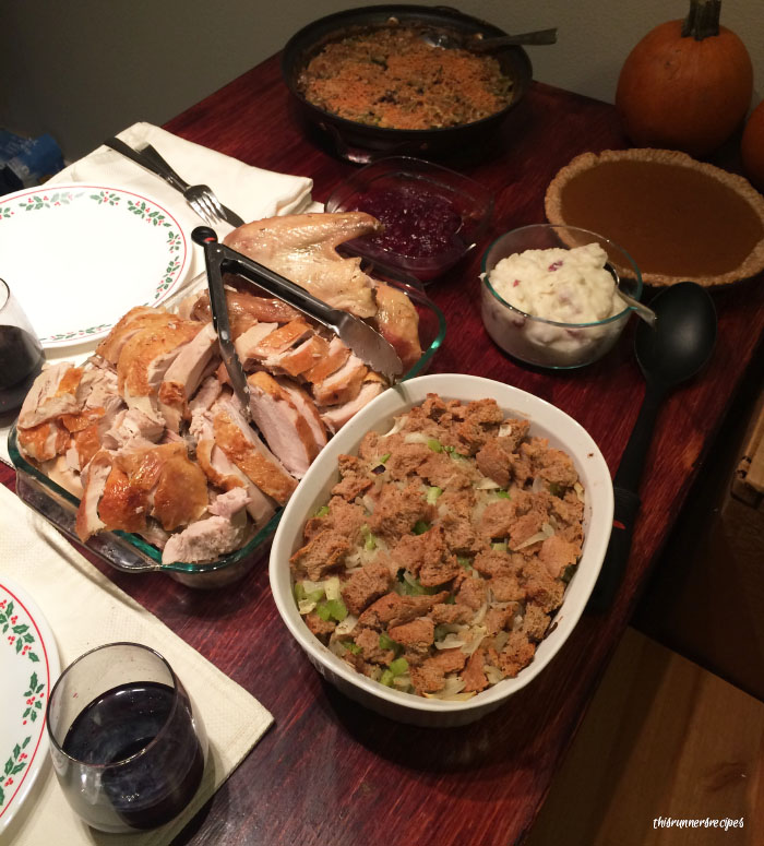 Mile Markers: Thanksgiving 2015