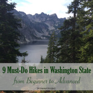 9 Must-Do Hikes in Washington, from Novice to Advanced