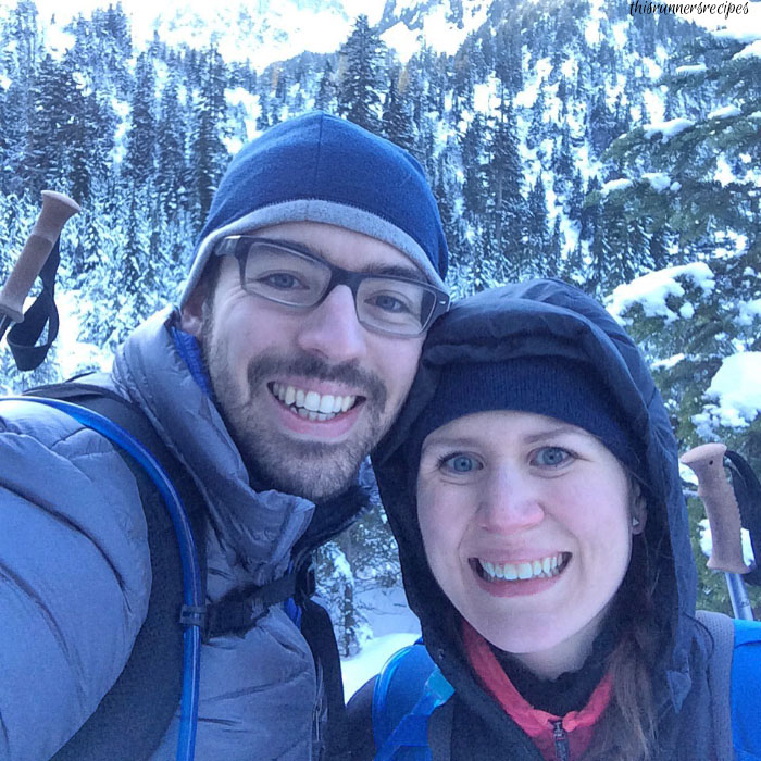 Snowy Hike at Snow Lake