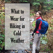 What to Wear for Hiking in Cold Weather