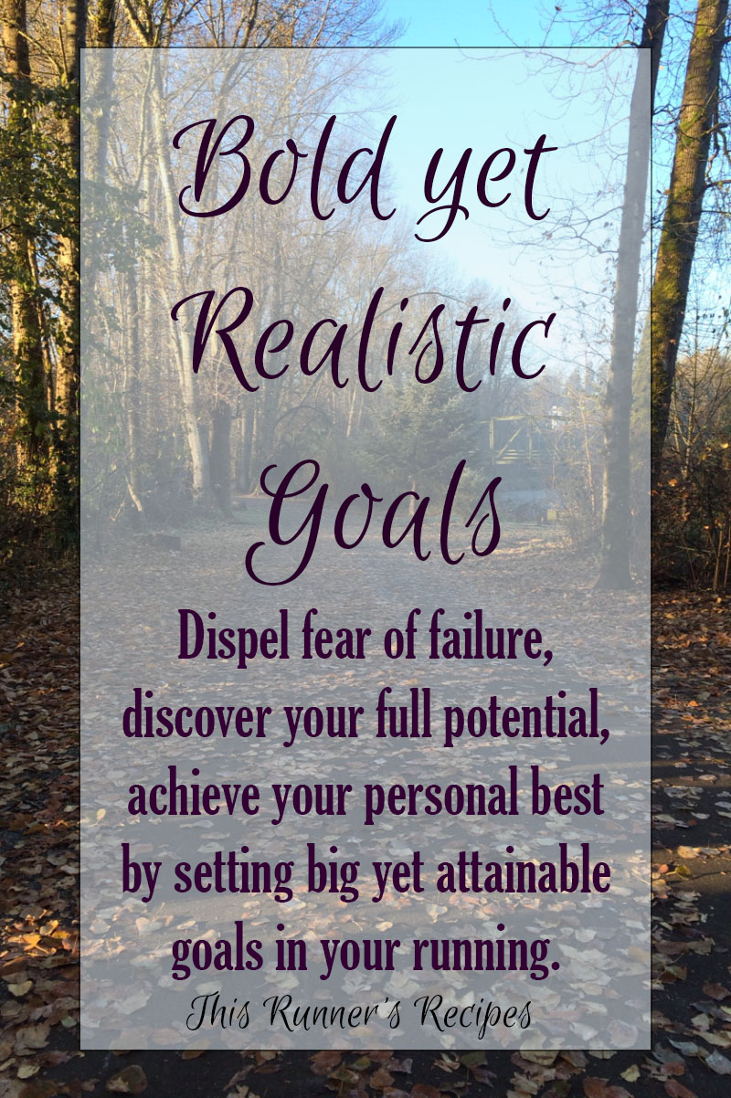 Set Bold yet Realistic Goals for 2016