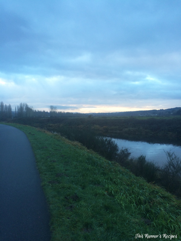 Mile Markers: Lake Sammamish Half Marathon Training