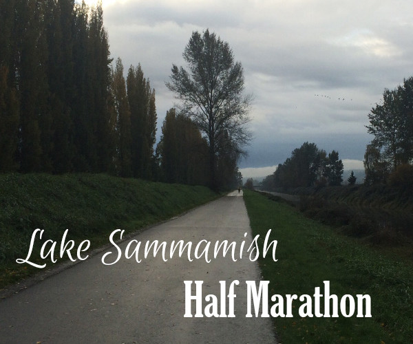 Lake Sammamish Half Marathon Training Plan