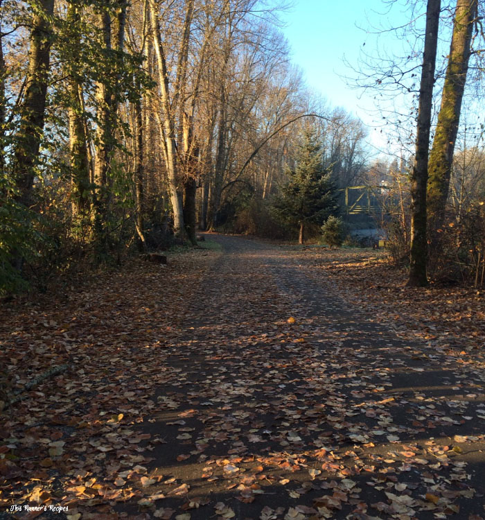 Mile Markers: Early Winter Running