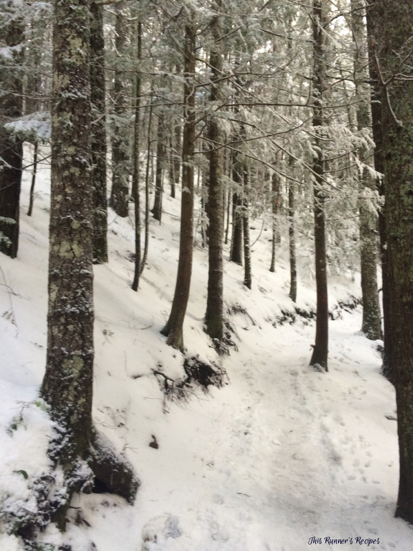 Mount Si Hiking in Winter