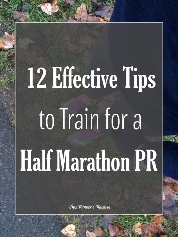 How to Run a Sub 1:45 Half Marathon: 12 Tips to Train for a Half Marathon PR