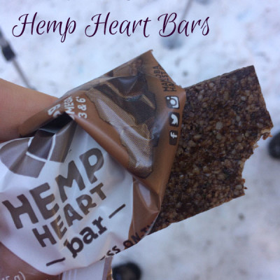 Hemp Heart Bars: Healthy Snacks to Fuel Your Hiking