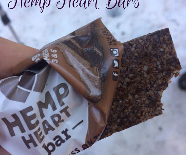 Healthy Hiking with Manitoba Harvest Hemp Heart Bars