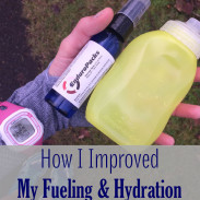How I Improved My Fueling and Hydration for Long Runs {Part One}