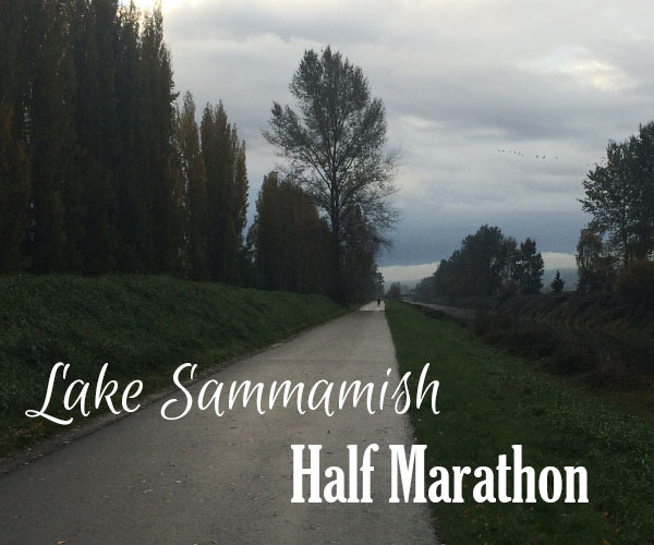 Mile Markers: Lake Sammamish Half Marathon Training Week 6