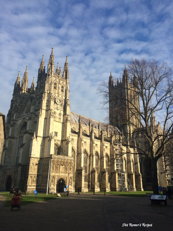 Our London Vacation: Canterbury Cathedral