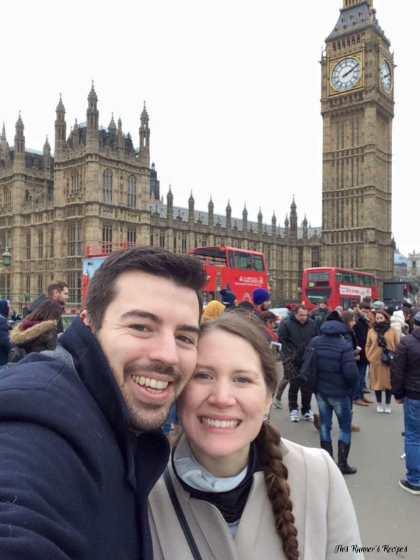 Our London Vacation: Big Ben and Parliament
