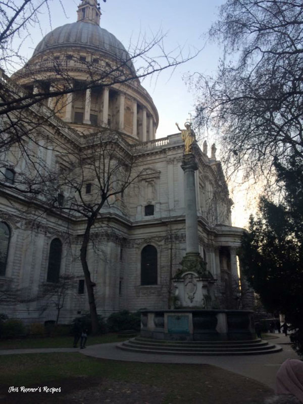 Our London Vacation: St. Paul's Cathedral