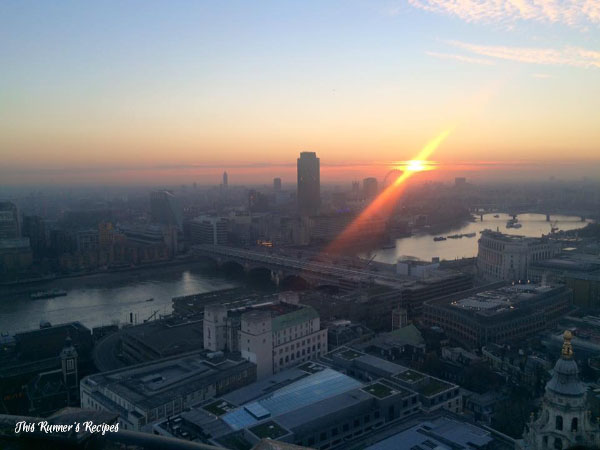 Our London Vacation: From the Dome of St. Paul's Cathedral
