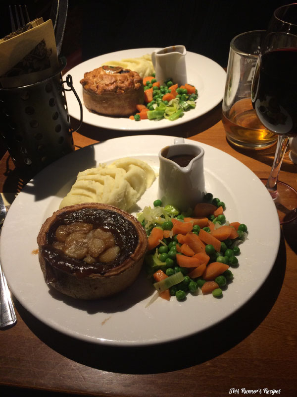 Our London Vacation: British Food