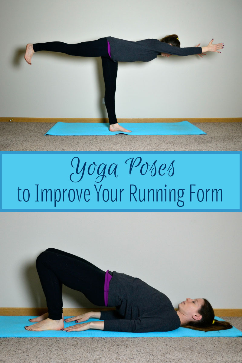 Yoga Poses for Stronger Running Form