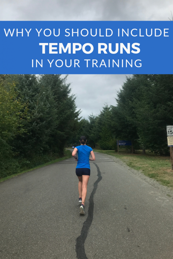 The How and Why of Tempo Runs