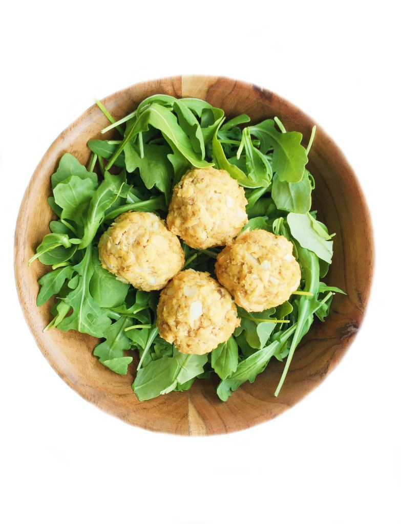 30 Healthy Lenten Fish Recipes: Salmon Meatballs