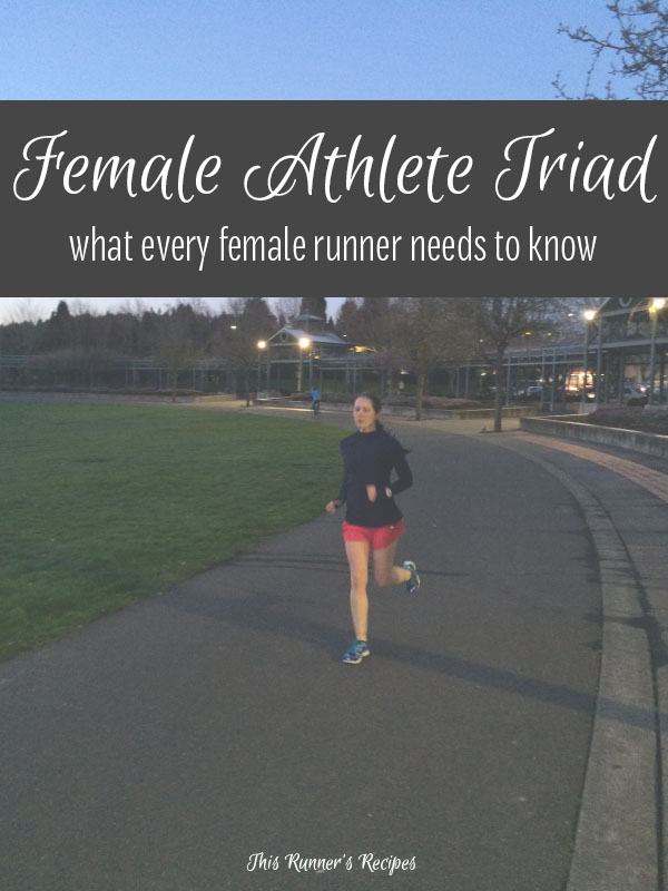 What Every Female Runner Needs to Know About Female Athlete Triad