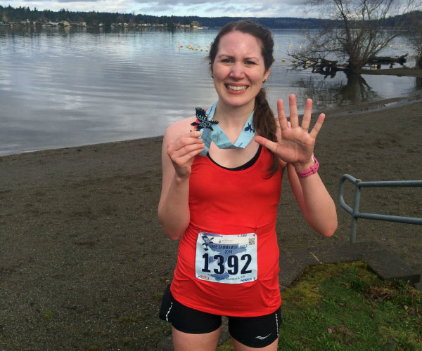 Lake Sammamish Half Marathon Race Week