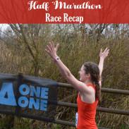 Lake Sammamish Half Marathon Race Recap 2016 {1:38:40}