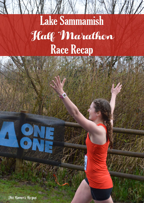 Lake Sammamish Half Marathon Race Recap 2016