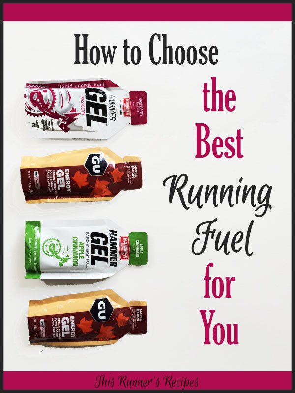 How to Choose the Best Running Fuel for You and Master Your Fueling and Hydration eCourse