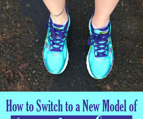 How to Switch to a New Pair of Running Shoes