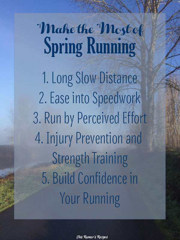 5 Ways to Make the Most of Spring Running