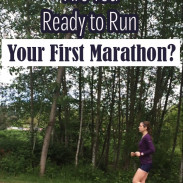 Are You Ready to Run Your First Marathon?