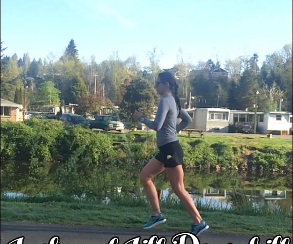 Jack and Jill Marathon Training Week 1