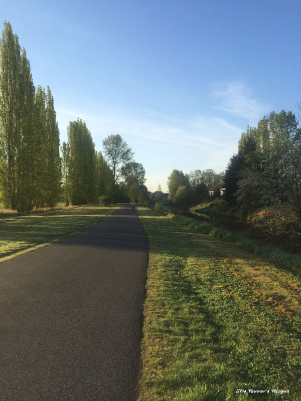 Mile Markers: Easy Before the Marathon {Training} Storm