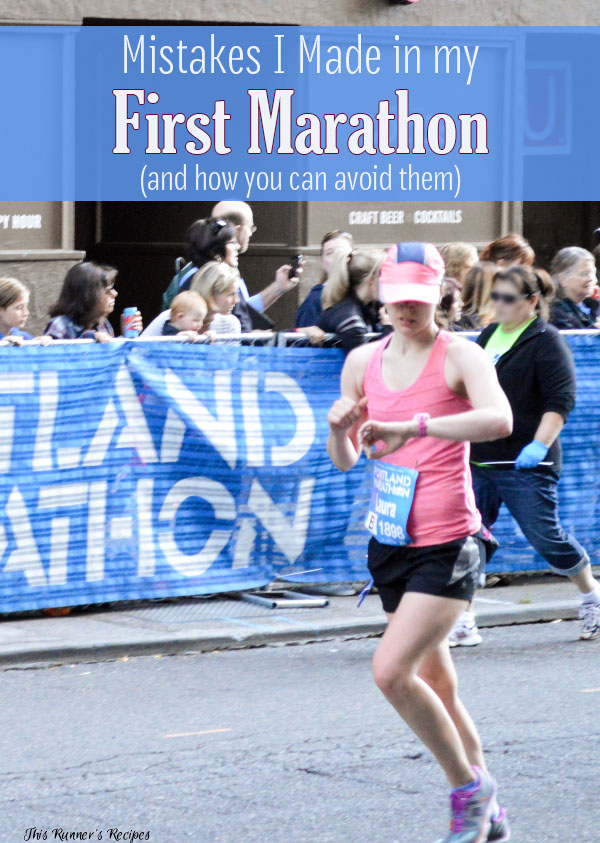 Mistakes I Made in My First Marathon (And How You Can Avoid Them)