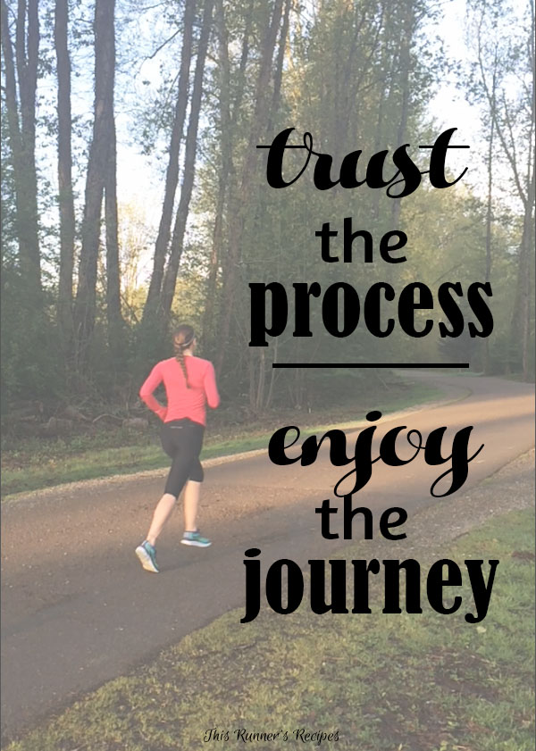 Trust the Process: 2016 Running Goals Check In