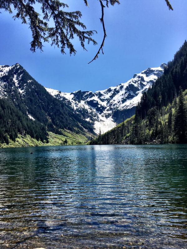 Goat Lake Hiking