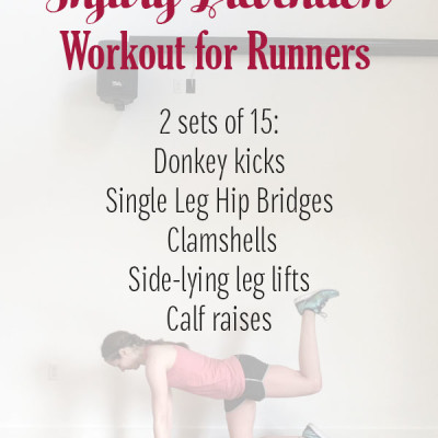 6 Injury Prevention Workouts for Runners